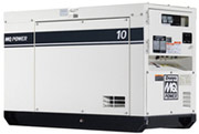 DCA-10SPXU4C Diesel Powered Generator