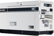 DCA-15SPXU4C Diesel Powered Generator