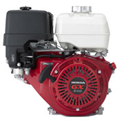 EM5000is generators powered by the Honda GX340 engine.