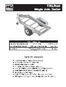 DCA-20SPXU2 TRLR-50 Trailer Specifications